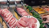[dave毛毛] 8月28日 12点-14点 外国小哥挑战95元自助老干妈烤肉