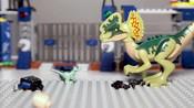 亲子早教 乐高积木侏罗纪世界拼装集锦(2)