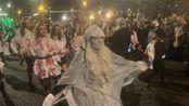 [全英国最盛大的万圣节] 伦敦德里万圣节游行