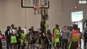 篮球-18年-布朗尼-詹姆斯身边最强人米琪-威廉姆森8年级最强者的战役-专题