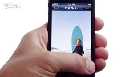iPhone5 电视广告