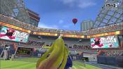 高橋名人 vs 杉山愛!PS VR对决