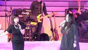林忆莲、张惠妹同台演唱《至少还有你》《我最亲爱的》互唱经典