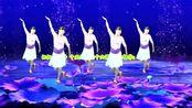 广场舞《十五的月亮为谁圆》黄梅戏经典老歌,好听又回忆