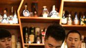 饮品师教你14秒制作一杯蓝莓冰镇饮品