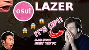 osu! lazer is BROKEN!! | FULL COMBO on Los! Los! Los!