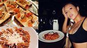 【Nathalie Paris】和我一起下厨 素食意大利肉酱面&烤面包   Vegan, Gluten Free Spaghetti Bolognese