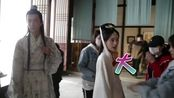 《新白娘子传奇》花絮 剧组惊现零食大掠夺