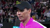Nadal Pays Tribute to 'Inspiration' Kobe Bryant - Australian Open 2020