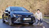 all-new Toyota Corolla FULL REVIEW Touring Sports Estate 2.0 Hybrid 2020 - Autog