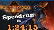 国外玩家Adny Wrackin《暗黑血统:创世纪》Any%速通 1小时24分15秒