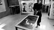 卢龙作品版画新十二生肖制作过程
