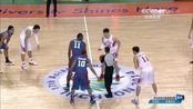 亚运会男篮5-8名排位赛 中国队vs菲律宾集锦
