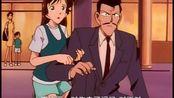 名侦探柯南:真夜小姐是汤田请来的杀手,要谋杀毛利小五郎