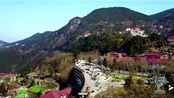 高清航拍,江西省九江庐山市,不知庐山真面目,只缘身在此山中!