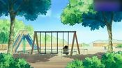哆啦A梦:大雄到处找静香,看到静香在荡秋千