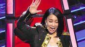 《中国好声音》史上最牛学员,仅3秒就使导师齐转身,现场嗨翻!