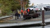 夫妻潜水6米深发现生锈车 竟然坐着失踪26年男尸