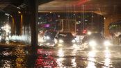 迪拜人工降雨,引发暴雨致道路瘫痪,全城大面积积水一片汪洋