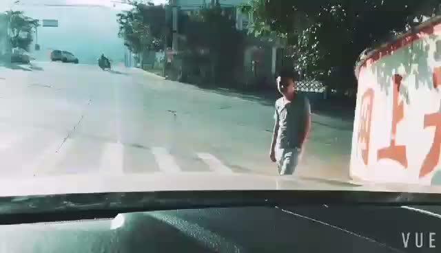 新交通法规 真是害人啊
