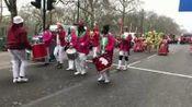 群贤ALEVEL丨伦敦新年游行,群贤学子发来视频一同感受节日氛围