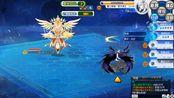 【小夜】《奥拉星·星辉时代》神之审判·白天使王25星打法攻略