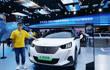 2019广州车展丨诠释法系车的设计之美,濮晓体验东风标致e 2008