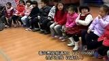 幼儿园大班语言活动优质课视频《神奇的蓝色小水桶》谢老师_第三届中小学交互式电子白板教学课例.
