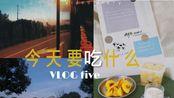 8.25~8.29/视频日记/生活日常/做杯垫/吃夜宵/拿快递/一人食/开学前几天我在干什么(上)