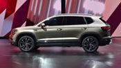"""途岳!大众全新SUV终于定名,颜值比途观L帅气,称为小号""""途昂"""""""