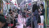 杭州地铁开启动漫专列