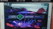 【单手Phigros/挑战】单手 RIPPER IN Lv.15(更新至二回目 86w+)
