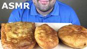 【russian eating】俄罗斯街头食品(切布雷克、肉馅饼和土豆香肠)*不许说话*(2019年9月27日20时17分)