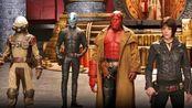 《地狱男爵2:黄金军团》,5分钟解说,男爵VS王子,解救全人类