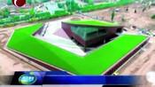 我市新建大型红山文化博物馆主体竣工