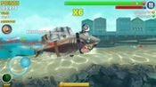 【朋友圈】饥饿鲨进化 巨齿鲨捡海螺饿死了 鲨鱼来了游戏