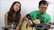莫文蔚《外面的世界》吉他弹唱教学(含吉他谱)