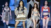 2017维多利亚的秘密上海时尚大秀上的七位中国维密天使