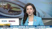 汇丰宣布大规模重组 裁员35000人 2天市值蒸发450亿
