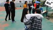 初恋那件小事,花絮:王润泽、柴蔚相爱相杀