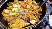试吃大众点评杭州麻辣香锅榜第三的淳味王,三个人吃一大锅真过瘾