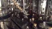 酒灌装线 扁瓶灌装线 玻璃瓶灌装机