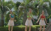 民族舞健身操-民歌联唱
