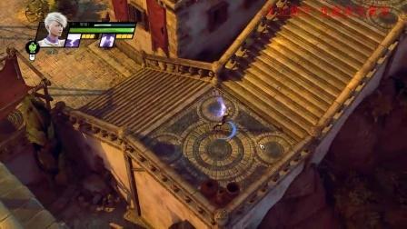 【物牛解说】圣域3挑战暗黑破坏神3,实况流程攻略第一期哈利奥城