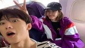 杨洋飞机上偶遇王丽坤,仙女姐姐变身羊毛卧底,网友:下次早打招呼