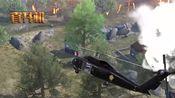 荒野行动:新玩法特种战场!拿着RPG,开着直升机,我就是第一