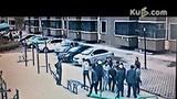 朔州市七里河畔项目部施工过程中聚众斗殴,将附近居民打伤