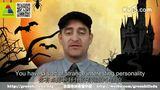 焦点视频 Greenhill格林希尔J博士美语 万圣节-J博士美语