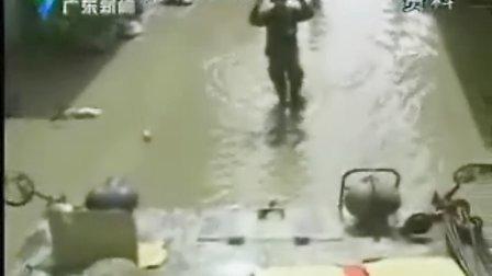 十名台湾救灾官兵感染甲型流感