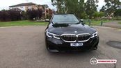 2020 BMW M340i xDrive 0-100km-h & engine sound